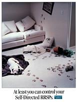 1999 . Richmond Savings . Palmer Jarvis DDB . Art Direction: Mark Hesse