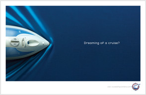 2006 . Cruiseship Centers . Grey Advertising . Art Direction: David Wong