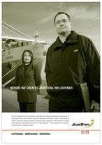 2005 . Canfor . Grey Advertising . ArtDirection: David Wong