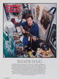 1989 . McLeans Magazine.  Art Direction: Hans & Doug