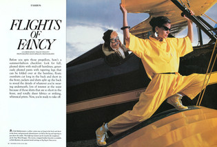 1986 . Western Living .  Art Direction: Hans Sipma/Peter Manning