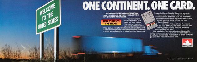 1988 . Petro-Canada