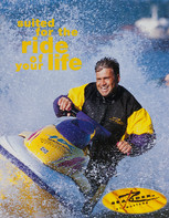 1997 . Mustang Survival . Wasserman & Associates . Art Direction:Graham Livingstone