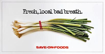 1997 . Save-on-Foods . Palmer Jarvis Communications . Art Direction: Mark Mizgala