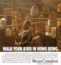 1987 . Canadian Airlines . McKim Advertising . Art Direction: Randy Bennett