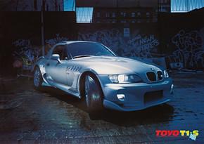 1999 . Toyo . Randall E Bennett Creative . Art Direction Randy Bennett