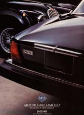 1985 . MCL Motor Cars . Art Direction: James O'Mara