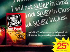 1994 . Lunch Box Punch .