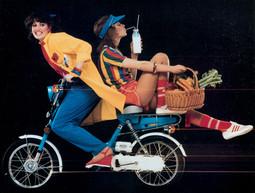 1979 . Eaton's Events Calendar . Scooter