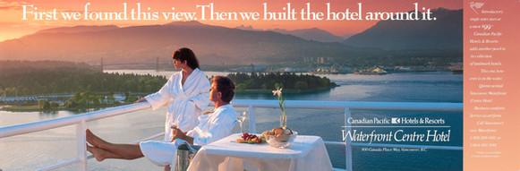 1990 . McKim Advertising . Art Direction: Bill Cozens