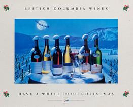1995 . BC Wines . Wasserman & Partners . Art Direction: Bill Cozens