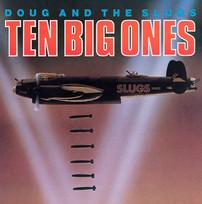 1984 . Ten Big Ones .  Art Direction: Hans Sipma/Doug Bennet