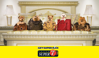 2006 . Super 7 . TBWA . Art Direction: John Williamson
