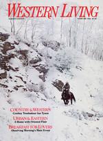 1984 . Western Living .  Art Direction:Hans Sipma/Peter Manning