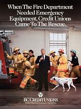 1994 . BC Credit Unions . Wasserman & Partners . Art Direction: Bill Cozens