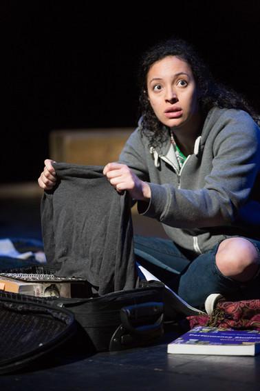 Aimee Powell (Salma), Night Light, Manda