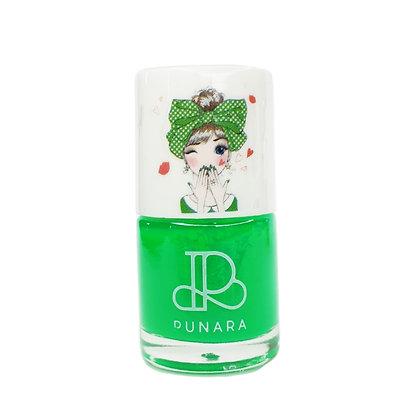 ยาทาเล็บเด็ก สูตรน้ำ สีเขียวสดเนื้อใส  Water Based Nail Polish - Grace 10ml.