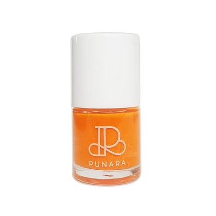ยาทาเล็บเด็ก สูตรน้ำ สีส้ม - สีส้มนีออน Water Based Nail Polish -Gigi 10ml.