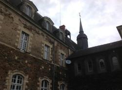 Abbaye Notre Dame Melleray à La Meilleraye de Bretagne