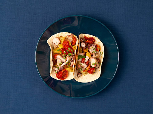 Tacos Polpo