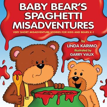 Baby Bear's Spaghetti MIsadventures
