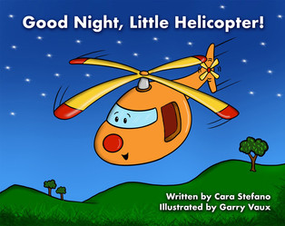 Good Night, Little Helicopter