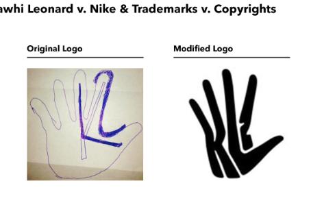 "Nike Tells Kawhi Leonard to ""Talk to the Hand"""