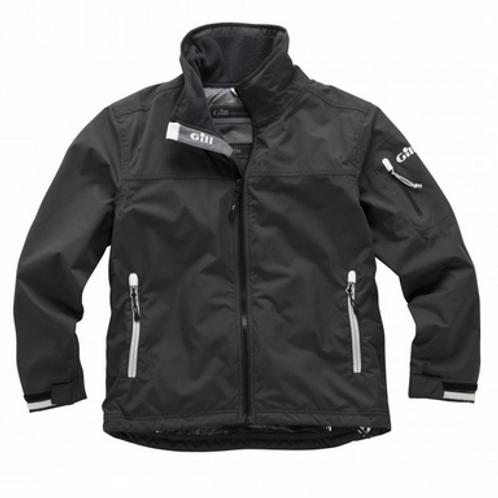 Junior Crew Jacket - Graphite