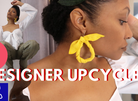 Best 5 Designer Pieces to Upcycyle This Spring!