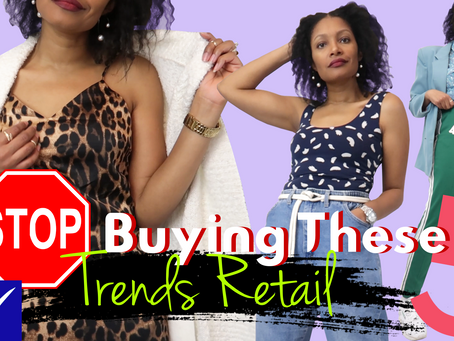 12 Spring 2019 Fashion Trends You're Sure To Find at your Thrift Store!