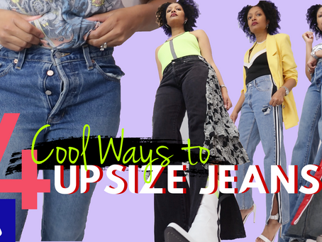 4 Ways to Make Those Jeans Fit!