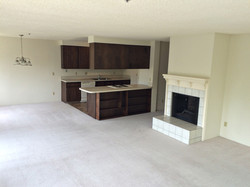 Living Room to Dining/Kitchen