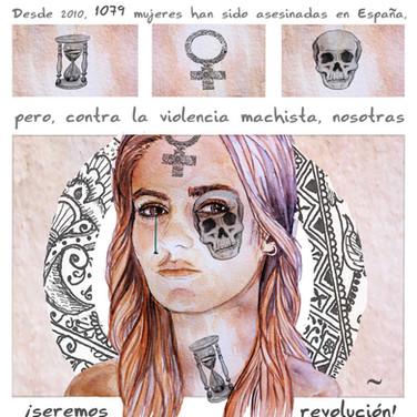Día Internacional por la Eliminación de las Violencias hacia las Mujeres