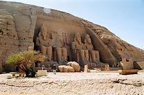 Visite du Temple de Ramses II d'Abou Sim