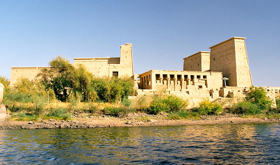 Temples d'Isis à Philaé
