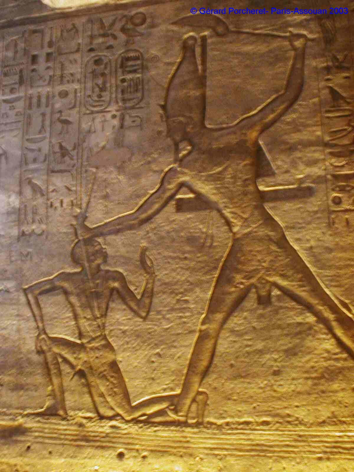 Pharaon soumet la Nubie.jpg