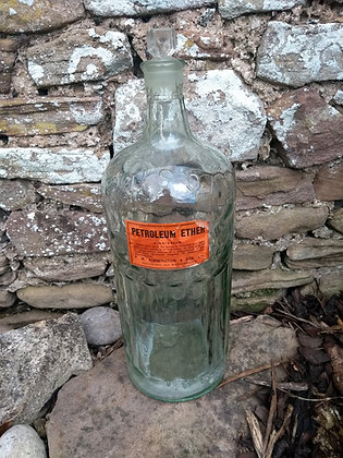 Large Glass Bottle - Science