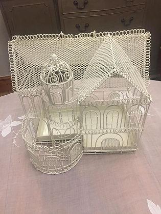 White House Birdcage