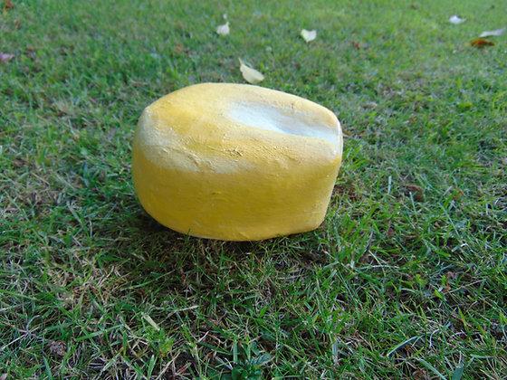 Oversized Piece of Cheese/Sweetcorn