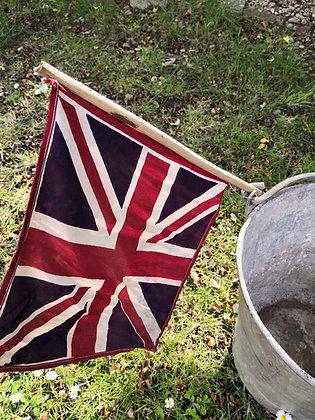 Vintage Union Jack Flags