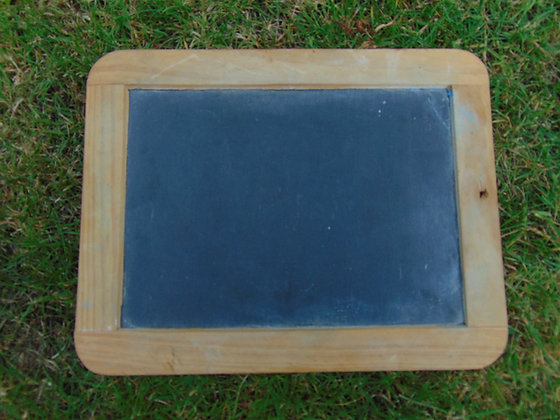 Small Wooden Chalkboard