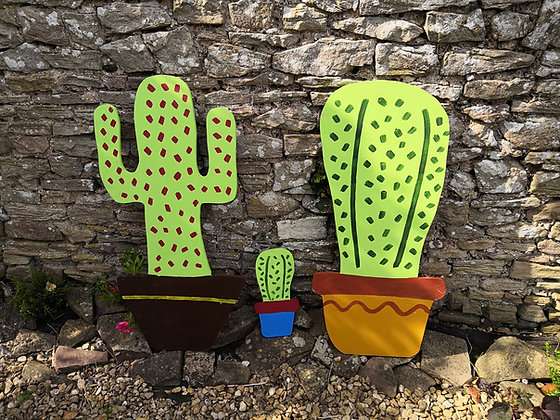 Painted Cactus Boards