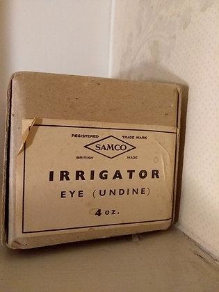 Glass Eye Irrigator