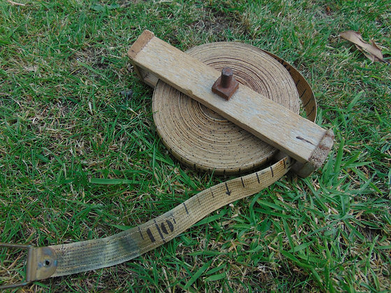 French Tape Measure