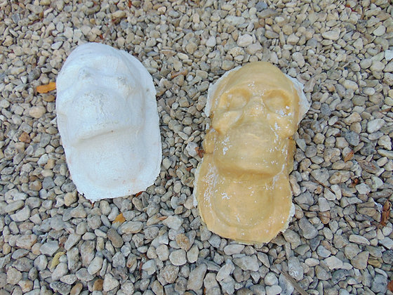 Selection of Latex Moulds