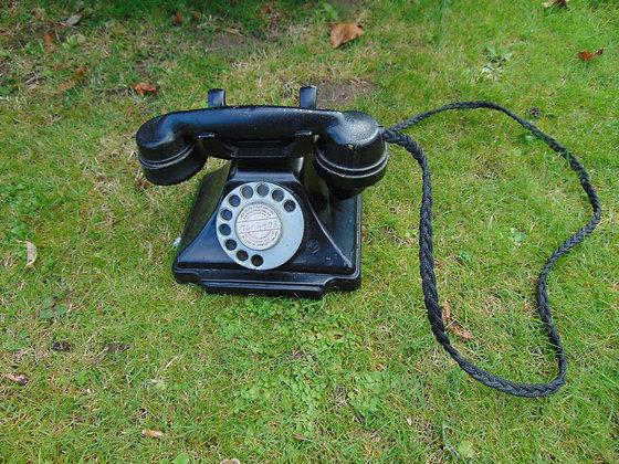 1940's Style Black Telephones