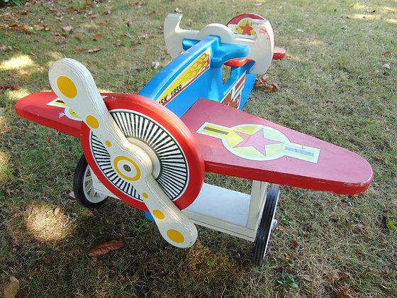 Funfair Aeroplane