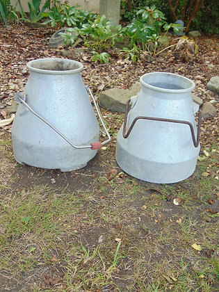 Milk Buckets
