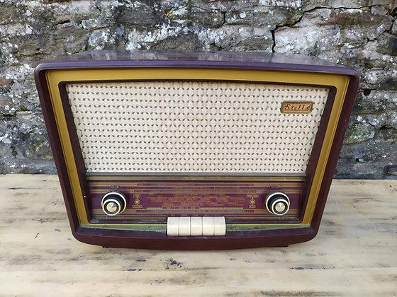 1950's 'Stella' Radio