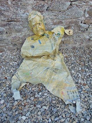 Puppet Paper Man